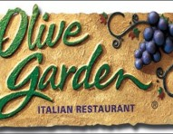 Use PayPal for Olive Garden