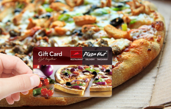 Use PayPal for Pizza Hut - fast, easy, and secure.